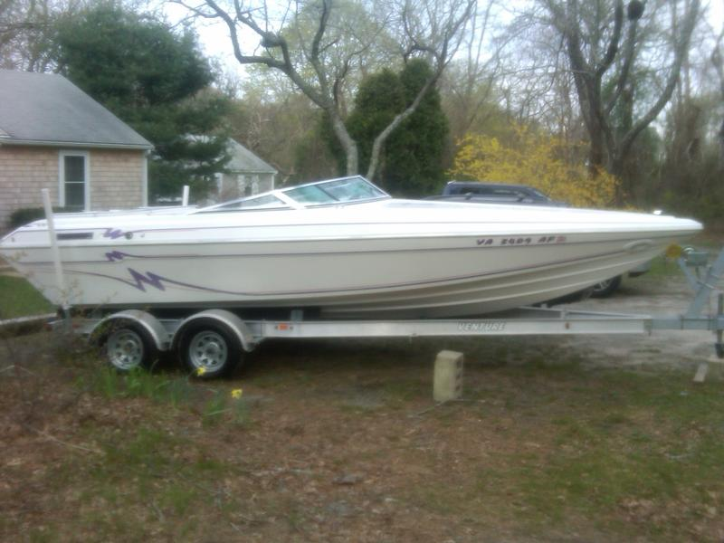1995 checkmate presuader located in Massachusetts for sale