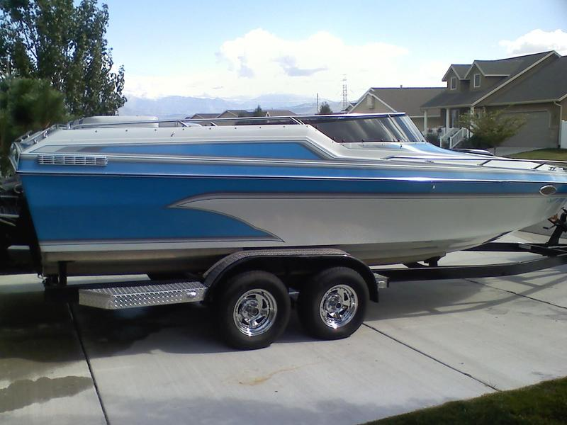 1988 sleekcraft enforcer located in Utah for sale