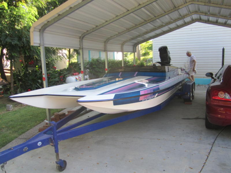 1992 Eliminator 22 Daytona located in California for sale