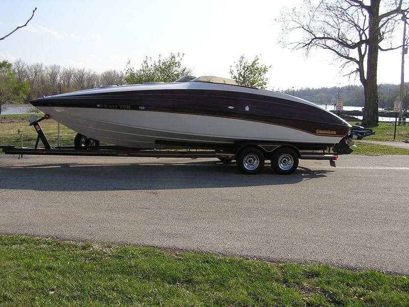 1996 Crownline 266LTD located in Nebraska for sale