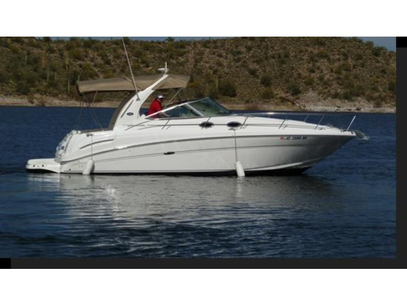 2004 Sea Ray 300 Sundancer located in Arizona for sale
