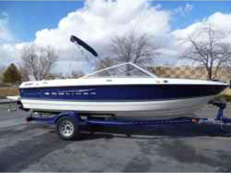 2007 Bayliner BR195 located in Oklahoma for sale