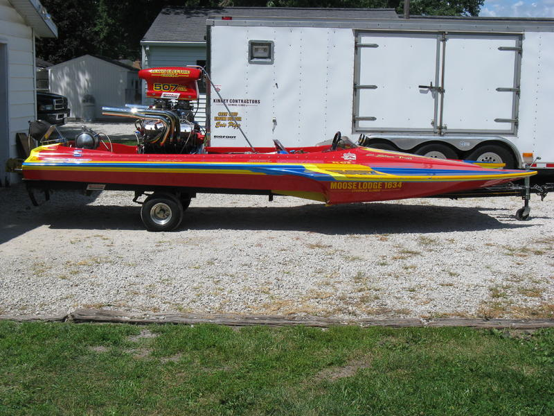 1983 COLE Drag Hydro located in Illinois for sale
