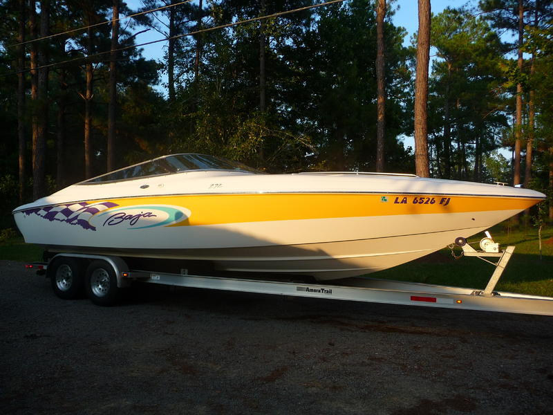 2001 Baja Performance 272 Performance located in Louisiana for sale