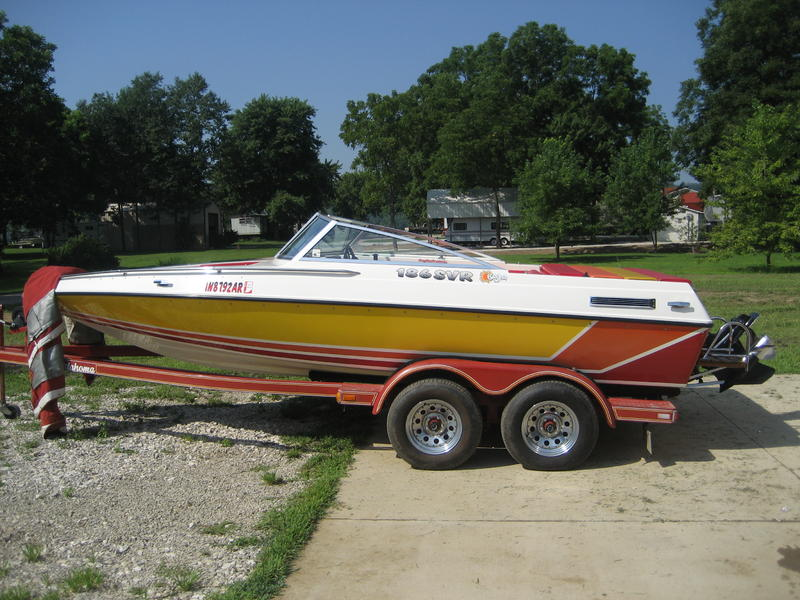 1990 Baja 186 SVR islander located in Indiana for sale