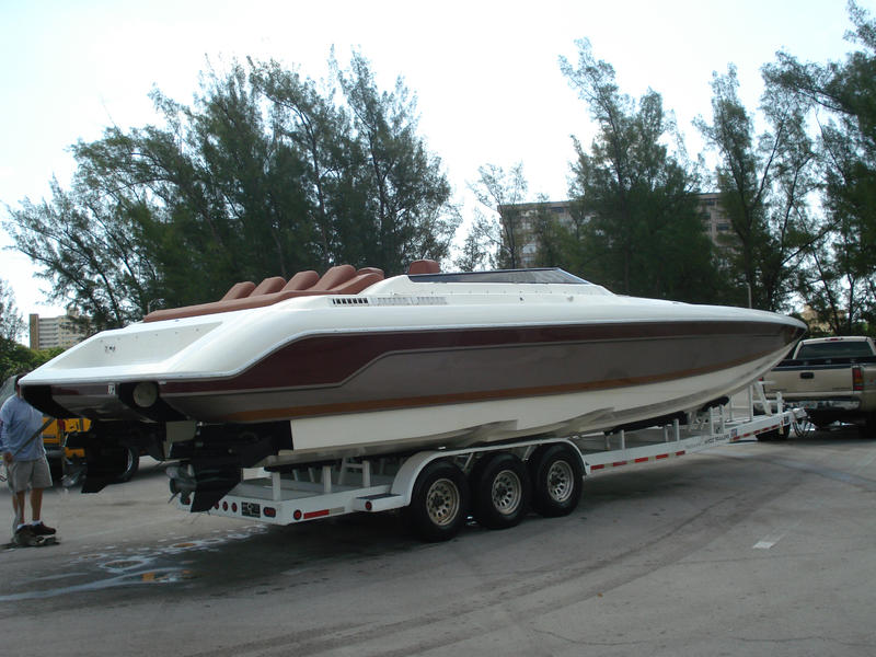 2001 Mares 38 HP located in Florida for sale