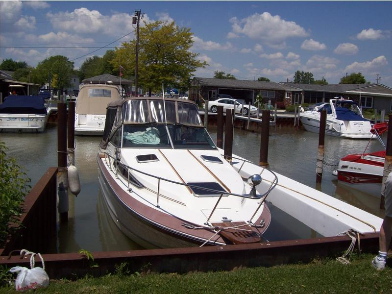 1987 SEA RAY SUNDANCER located in Michigan for sale