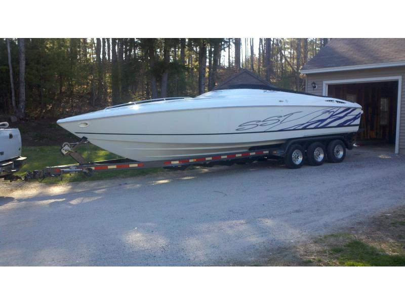 1997 Baja 29 SST Outlaw located in Maine for sale