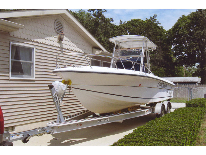 1997 Angler 220 located in Pennsylvania for sale