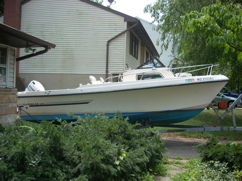 1983 sea ox 200C located in Maryland for sale