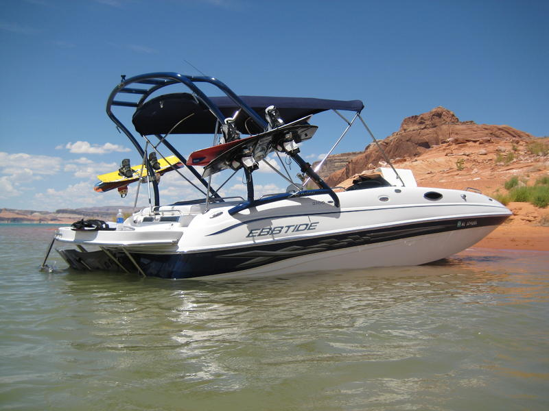 2006 EBBTIDE 21 Funcruiser located in Arizona for sale