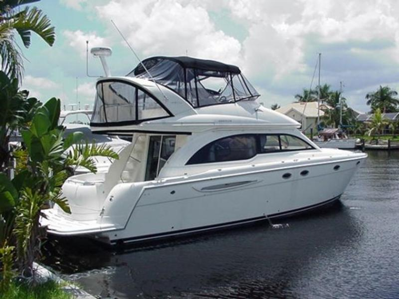 2004 Meridian 411 Sedan located in Florida for sale