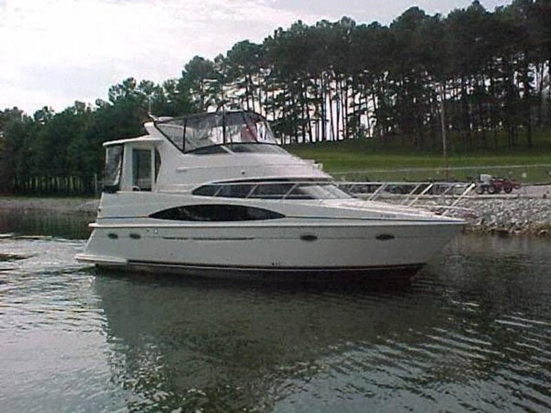 2002 Carver 396 ACMY located in Florida for sale