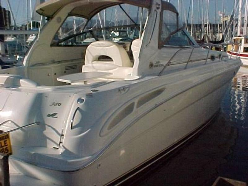 2001 Sea Ray Sundancer located in Florida for sale