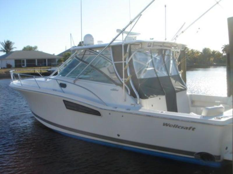 2006 Wellcraft Coastal located in Florida for sale