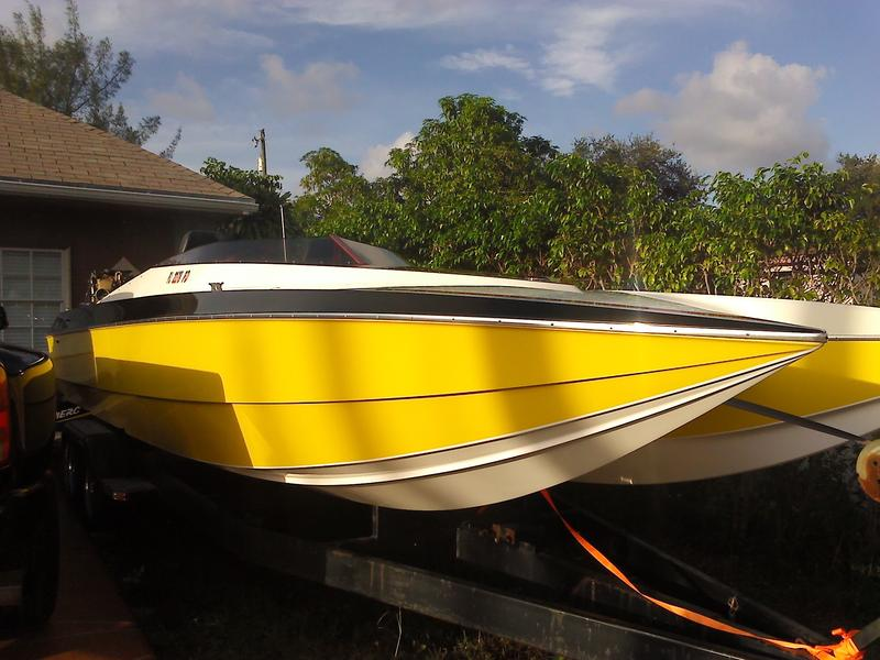 1987 douglas skater 24 located in Florida for sale