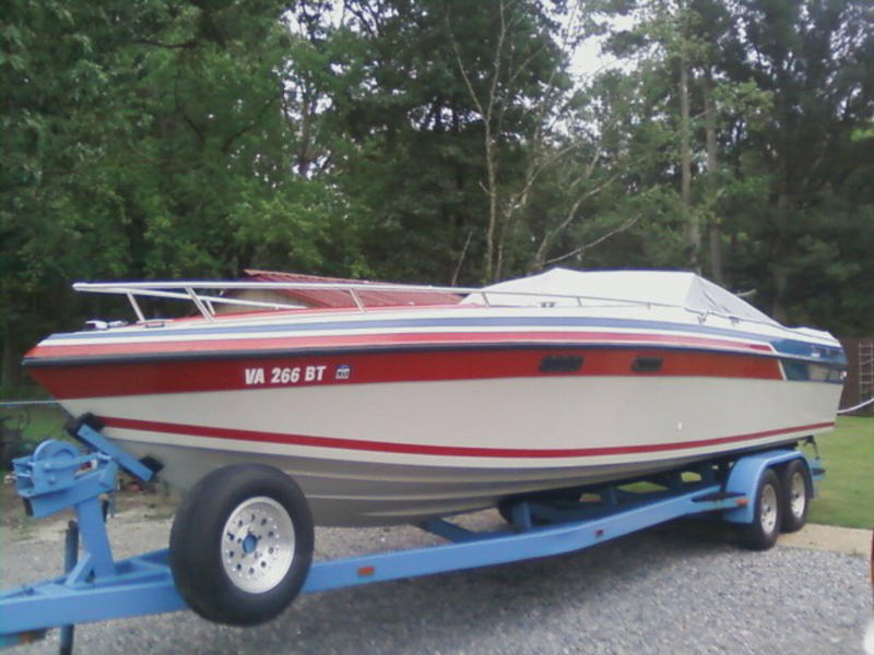 1989 Baja Force 265 located in Virginia for sale