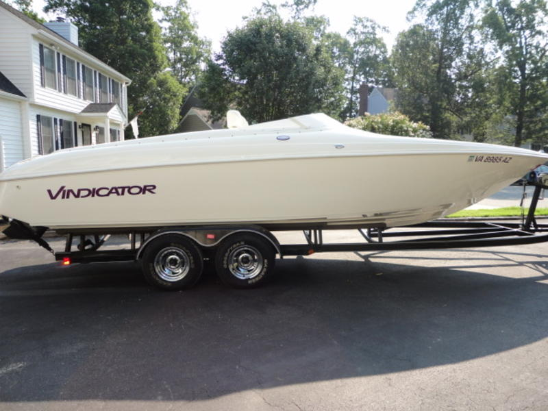 2001 VIP Vindicator located in Virginia for sale