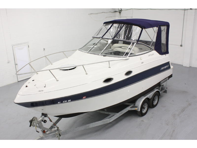 2000 Four Winns Vista 238 located in Arizona for sale