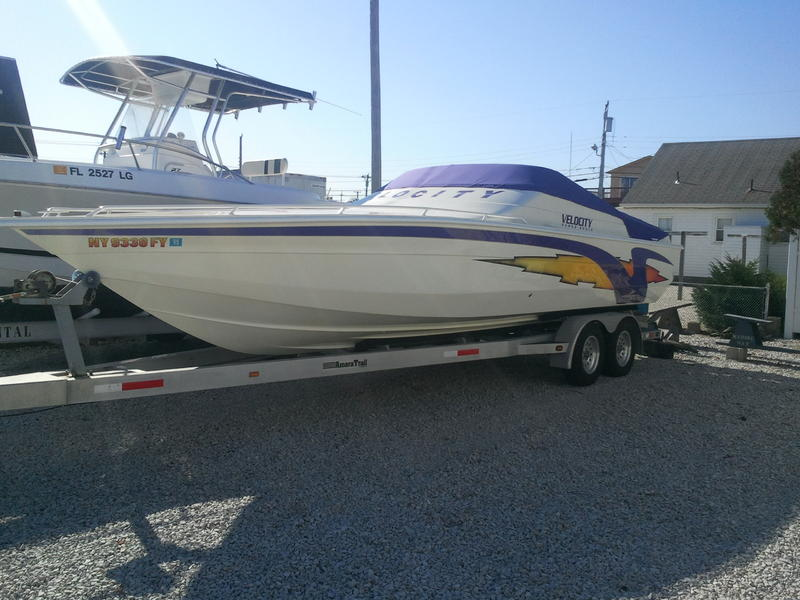 2002 Velocity 280 located in New Jersey for sale