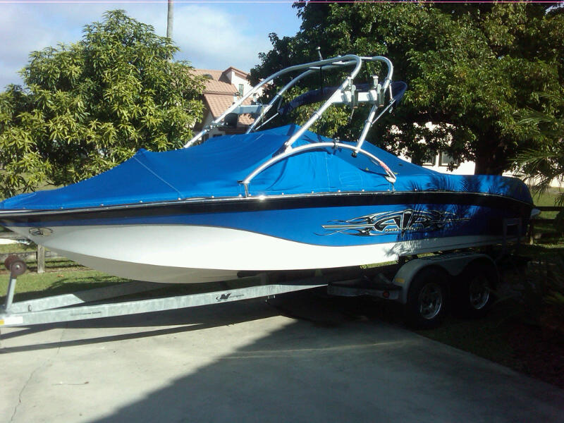 2008 Correct Craft Ski Nautique located in Florida for sale