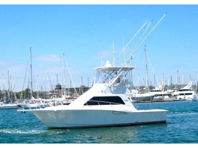 2009 Cabo Yachts Flybridge located in California for sale
