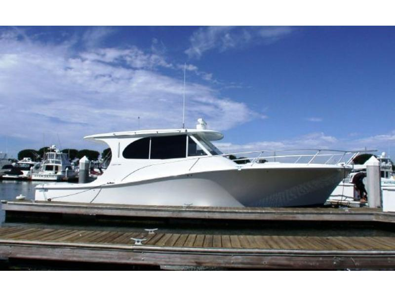 2007 Luhrs 41 Hardtop located in California for sale