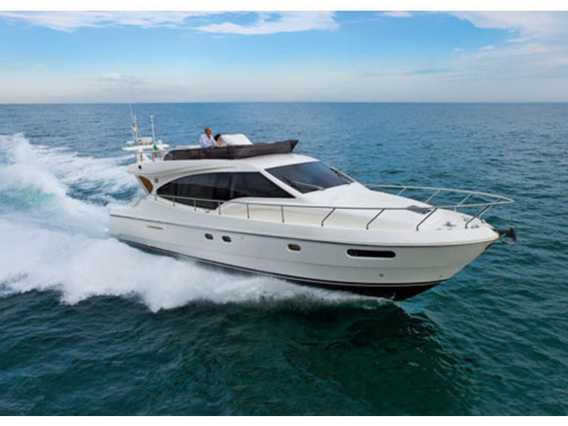 2009 Ferretti 470 Ferretti Flybridge located in Florida for sale