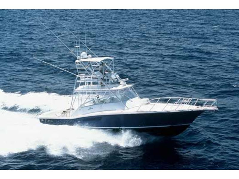 2002 Strike Custom Sportfish 46 located in Florida for sale