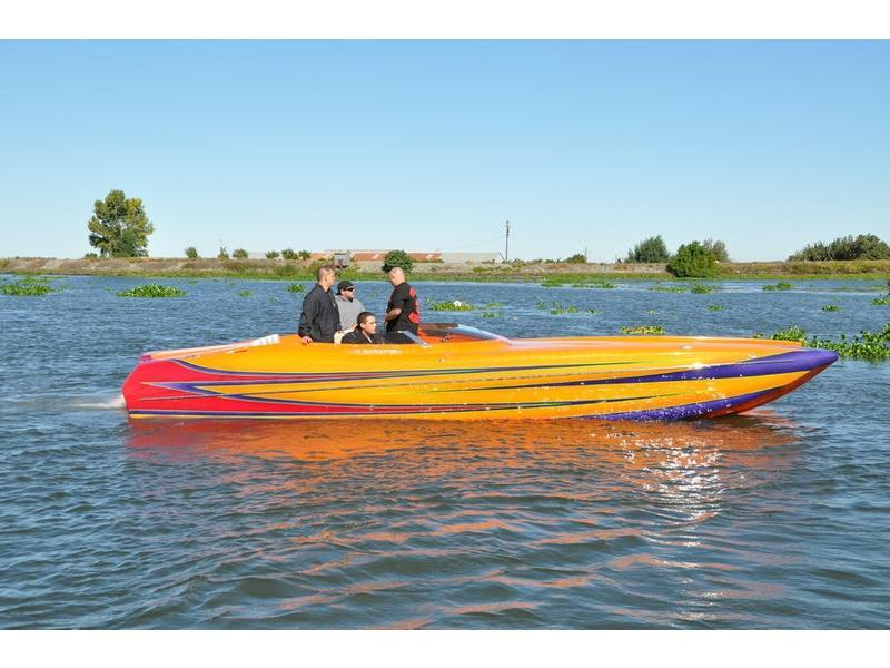 2012 Eliminator Speedster located in California for sale