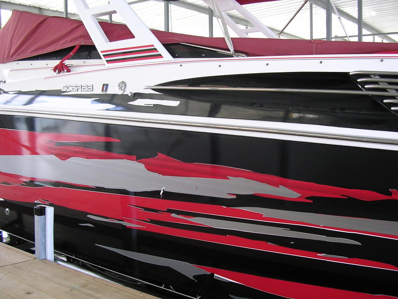 1991 Wellcraft Scarab Meteor 50 located in Missouri for sale