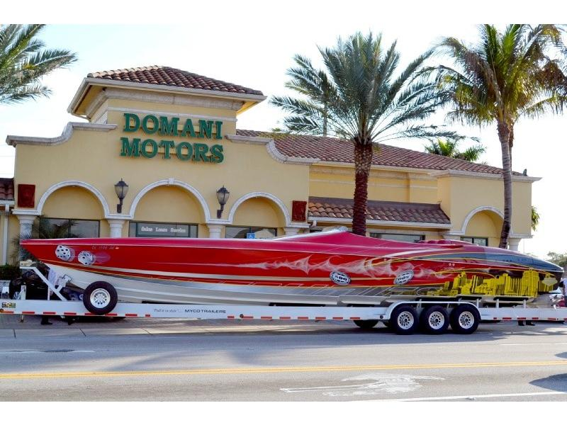 2007 OUTER LIMITS LIMITED located in Florida for sale