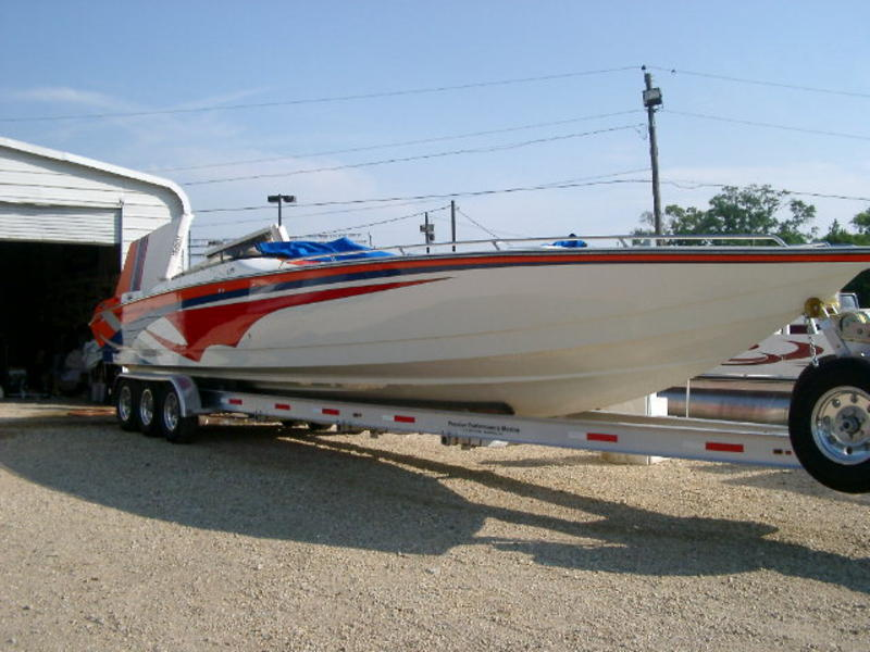 2008 Velocity SS 390 located in Louisiana for sale