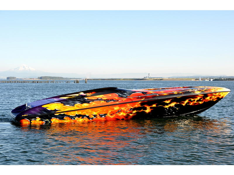 2006 NORDIC FLAME located in Oregon for sale