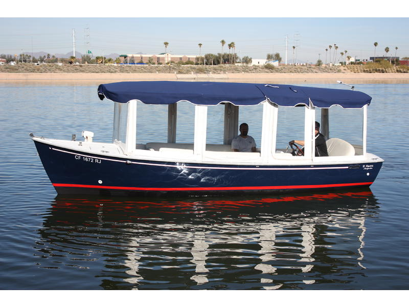 2007 Duffy Newporter 21 Electric located in Arizona for sale