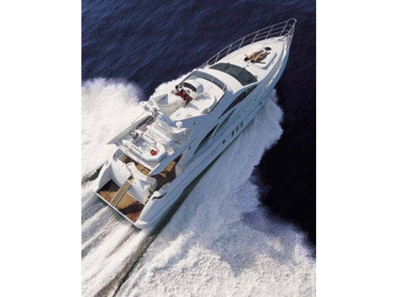2004 Azimut 62E located in Florida for sale