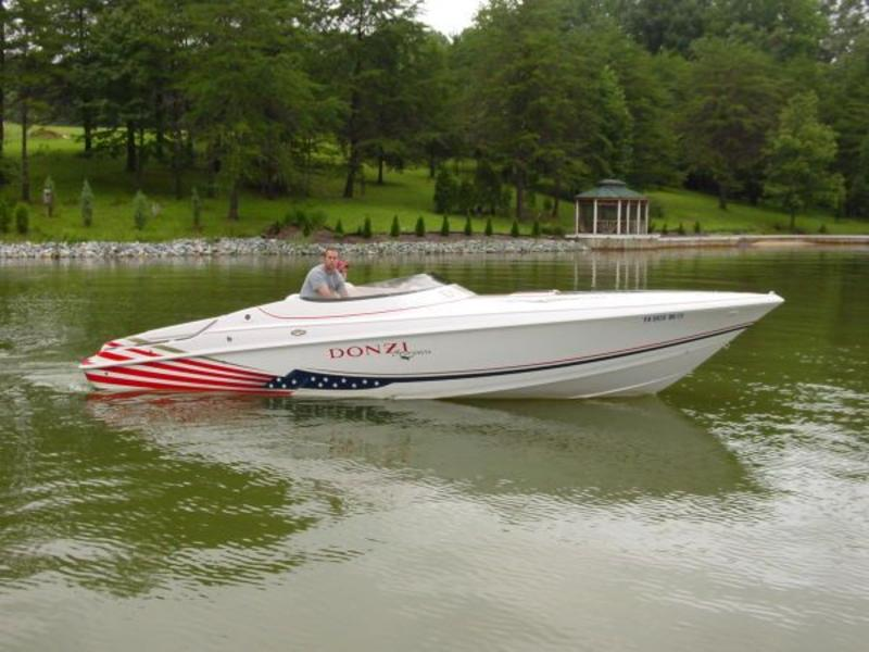 2003 Donzi 28ZX SCORPION located in Louisiana for sale