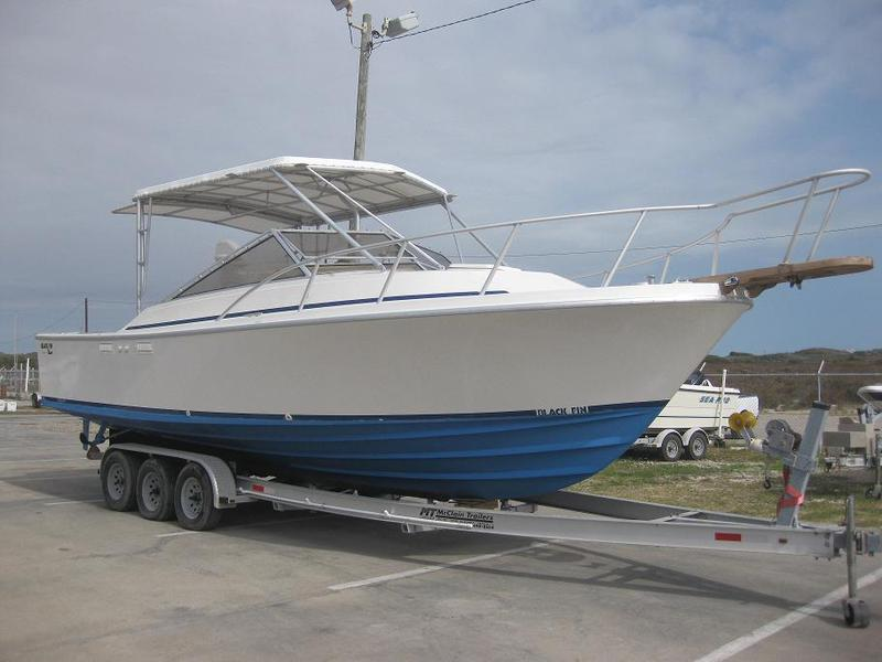 Blackfin 29ft Combi
