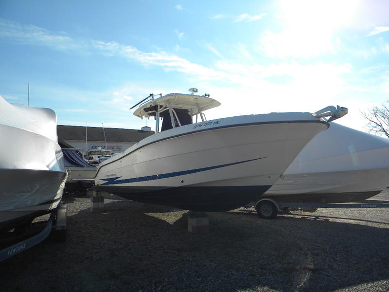 2008 Hydra Sports 2900 CC located in New Jersey for sale