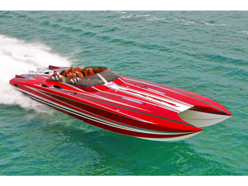 2012 Skater Powerboats 482ss located in Florida for sale