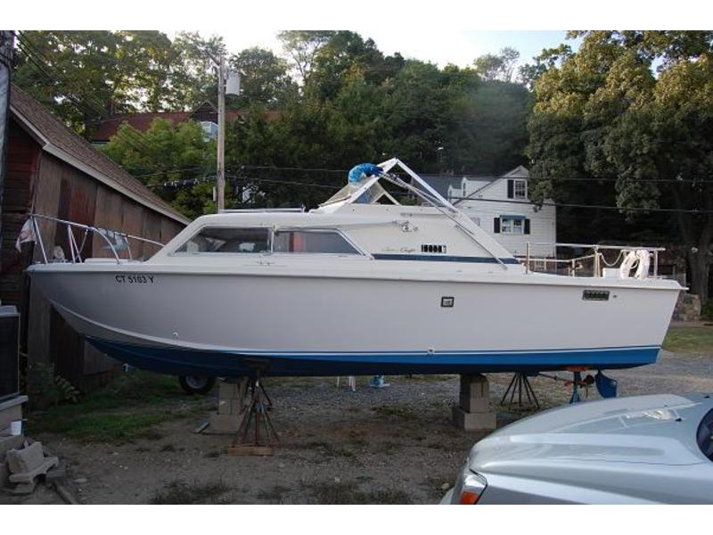 1973 chris craft express cruiser powerboat for sale in