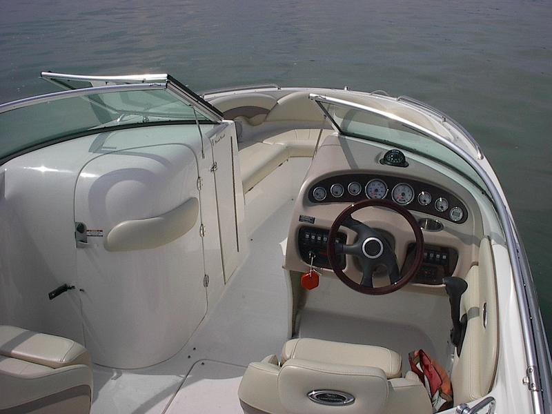 2005 Chaparral 230 ssi located in Michigan for sale