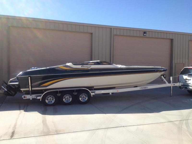 1998 Hallett 270 located in Arizona for sale