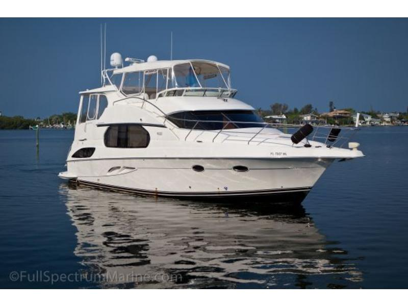 2003 SILVERTON MOTOR YACHT located in Florida for sale