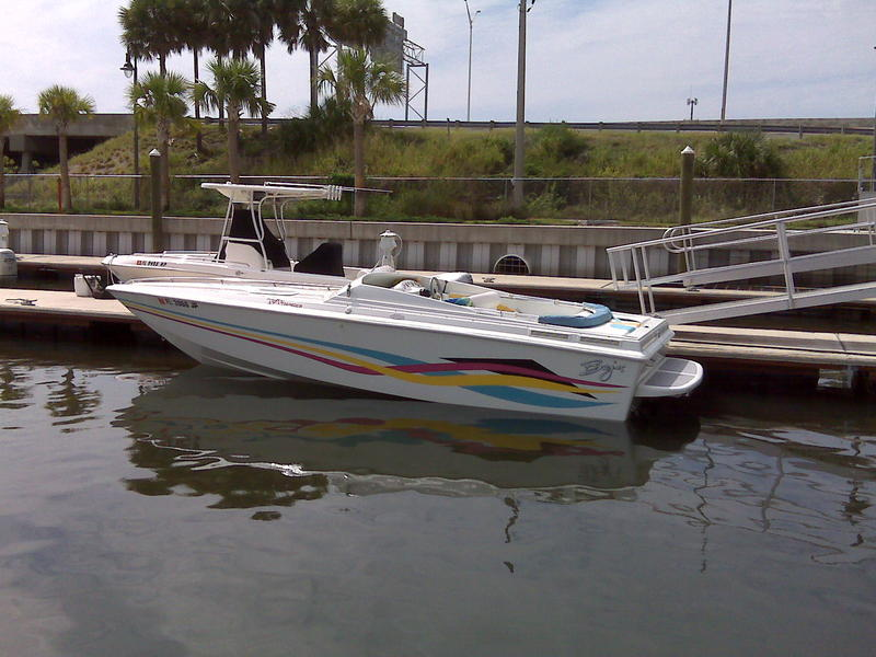 1995 Baja Baja 24 Outlaw located in Florida for sale