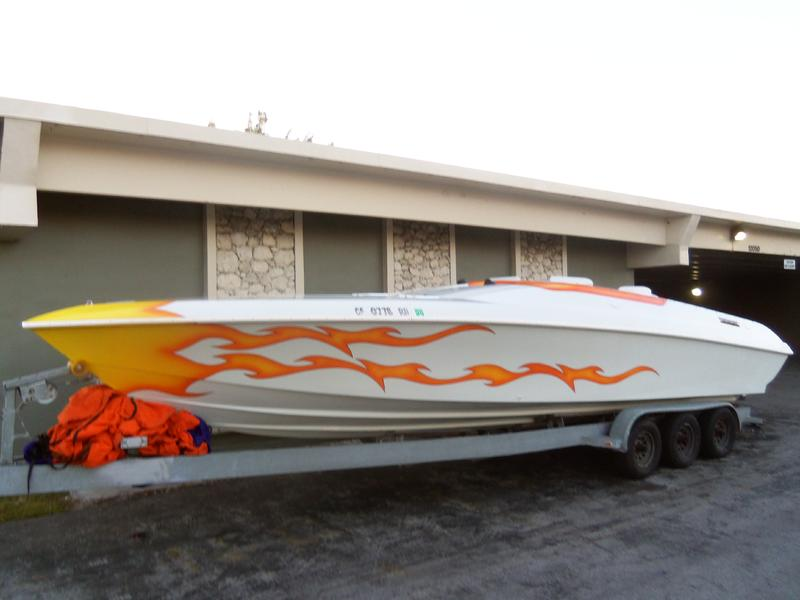 1995 Magic Sorcerer located in Florida for sale