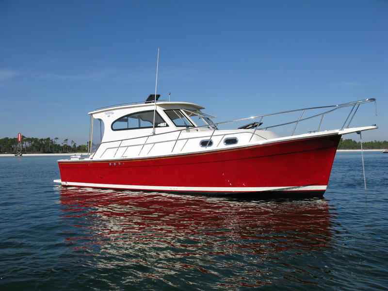 2008 Mainship Pilot 30 Sedan located in Alabama for sale