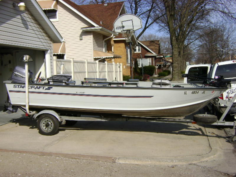 2000 Star Craft Seafarer located in Illinois for sale