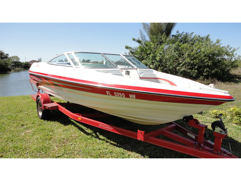 2001 Sylvan V186 located in Florida for sale