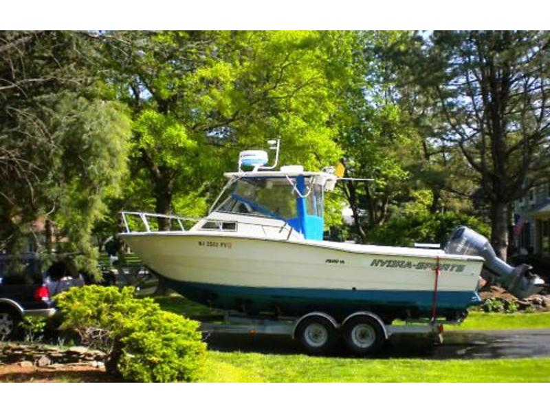 1988 Hydra-Sports VX2500 located in New Jersey for sale